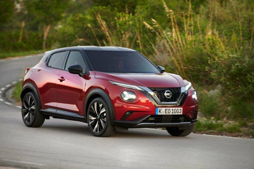 Nissan Juke , кроссовер, цена и характеристики