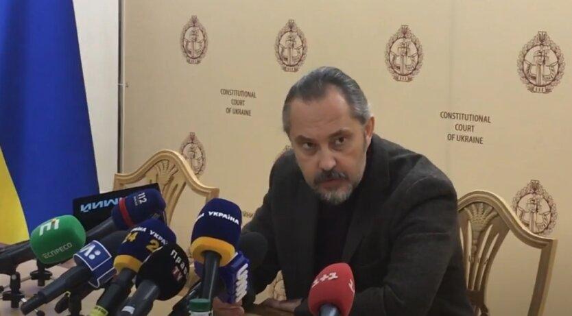 Игорь Слиденко, КСУ, Офис президента