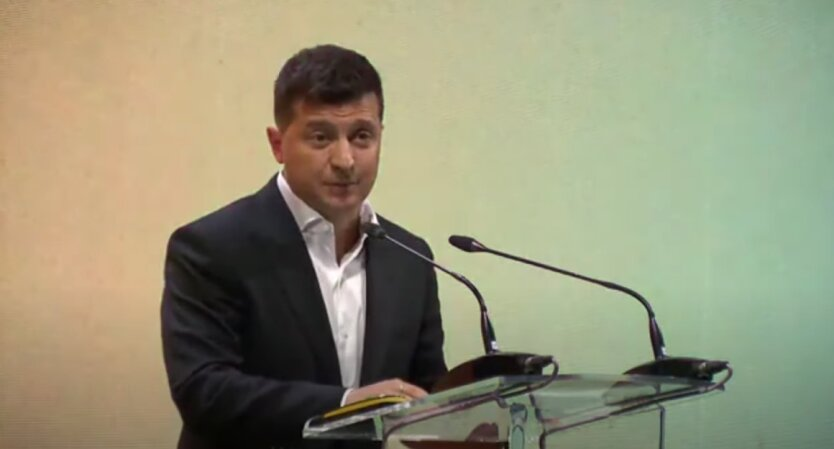 Владимир Зеленский, Верховный суд Украины, украинский язык