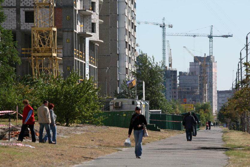 Доступное жилье в Украине, ипотека украина