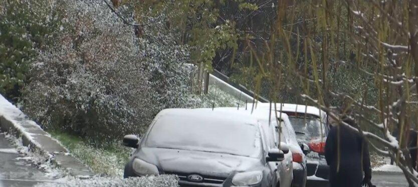 Погода, декабрь, Украина