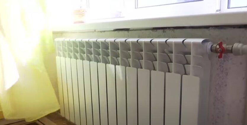 Отопление, тарифы на тепло, Украина