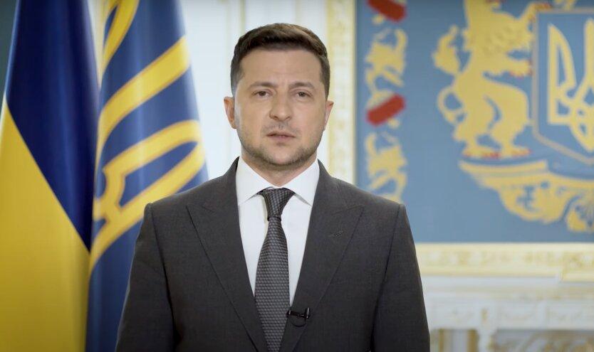 Владимир Зеленский, день европы