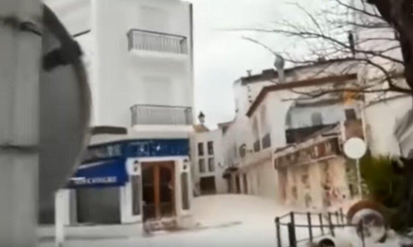 шторм Глория