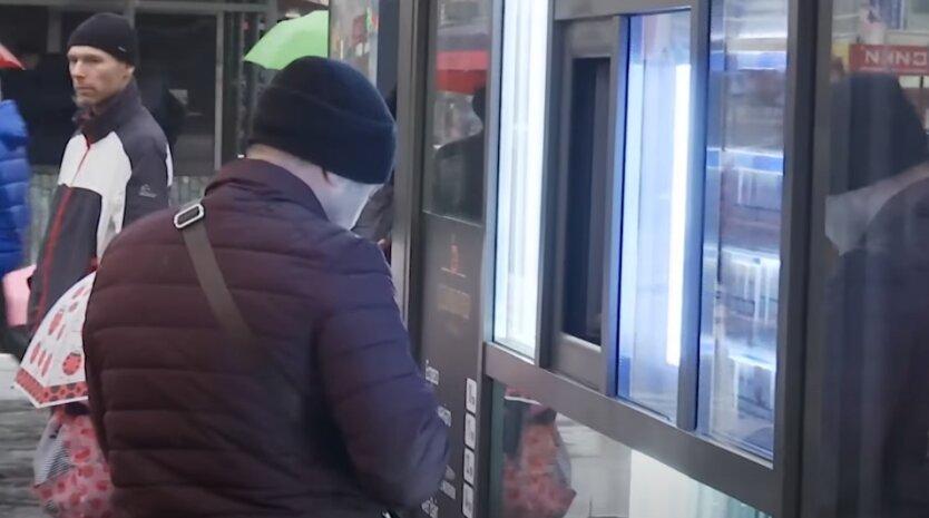 Украина, ограничения, продажа, реклама, сигареты