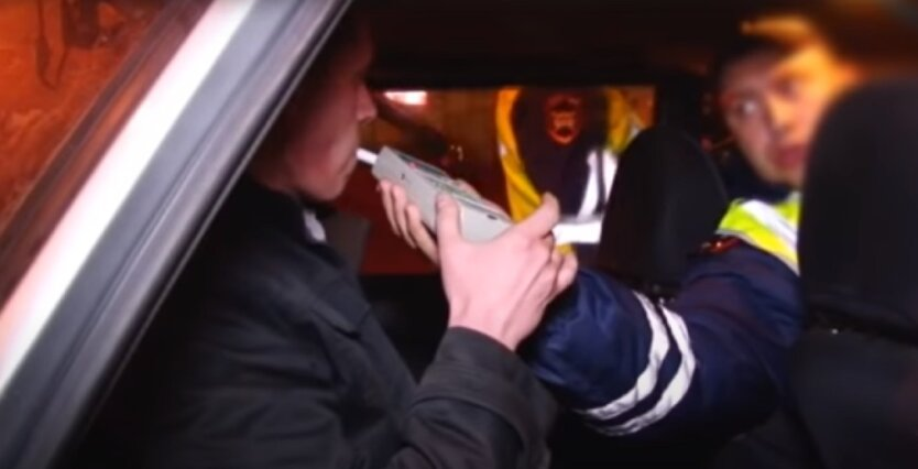 Штрафы за пьяное вождение