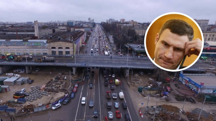 """Долгострои"" Виталия Кличко"