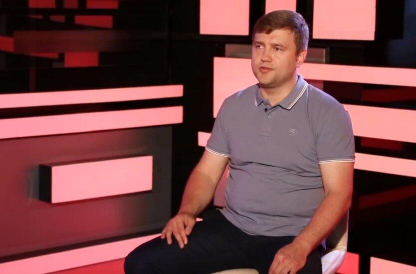 Глава Ровненской областной государственной администрации Виталий Коваль
