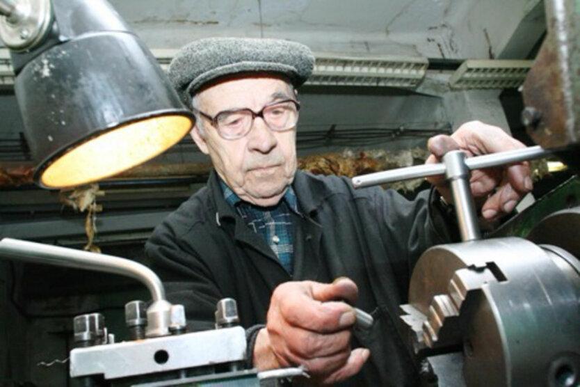 Работающие пенсионеры,Пенсионная реформа в Украине,Трудовой стаж,Пенсионные доплаты