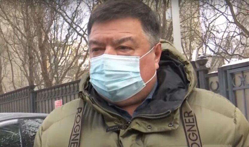 КСУ прокомментировал вручение подозрения Тупицкому