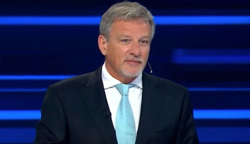 Пальчевский рассказал, зачем пошел в политику, и чего хочет добиться