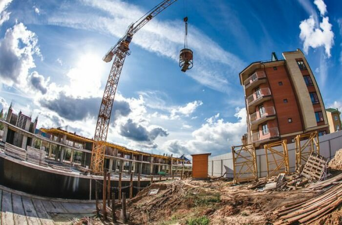 стройка недвижимость первичка квартира