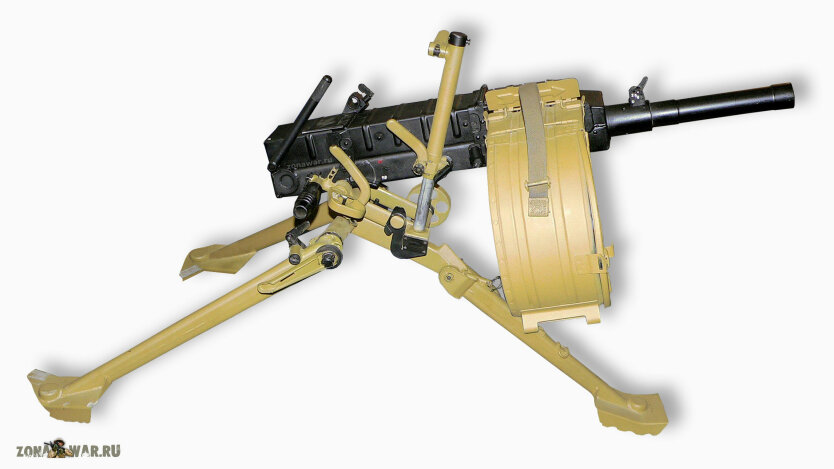 автоматический гранатомет АГС-30.