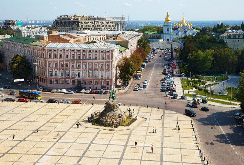 Софийская площадь, Киев