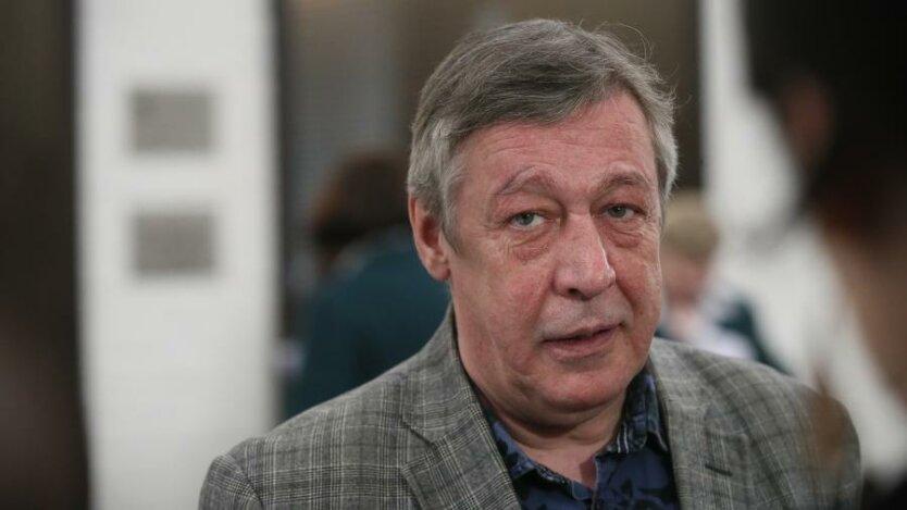 Актер Ефремов попал в ДТП в центре Москвы: видео