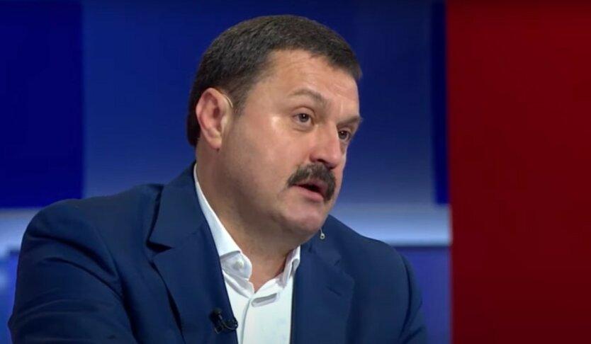 Деркач собрался судиться с украинским МИДом из-за США