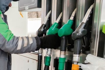 АЗС в Украине, цены на бензин и дизтопливо
