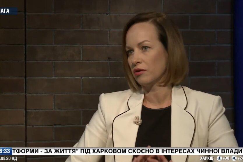 Марина Лазебная, пенсии в Украине, Минсоцполитики