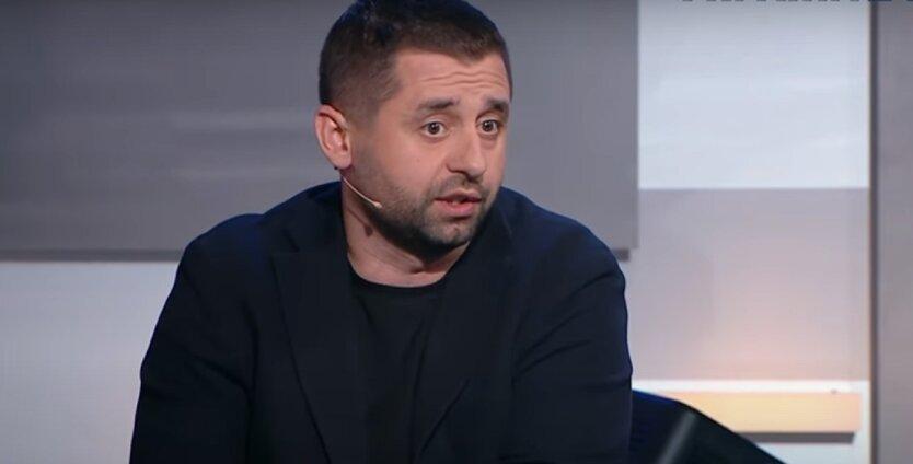 """Глава фракции """"Слуга народа"""" Давид Арахамия"""
