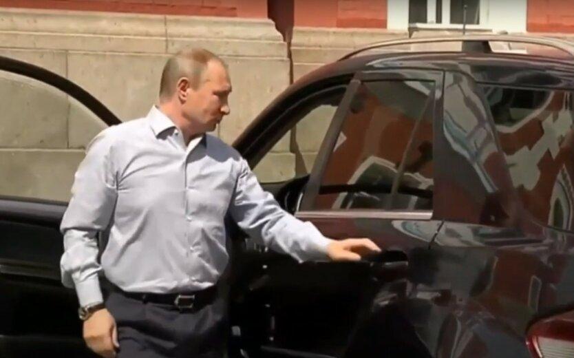 В Сеть слили секретные фотографии дочерей Путина