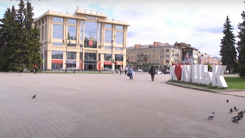 Карантин в Луцке,Игорь Полищук,ужесточение карантина в Луцке,коронавирус в Украине