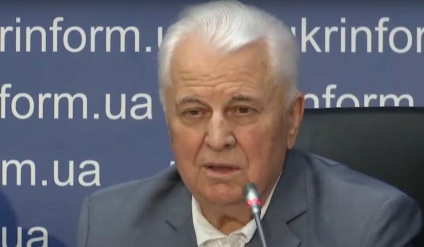 Кравчук отреагировал на «пропагандистское шоу «Русский Донбасс»