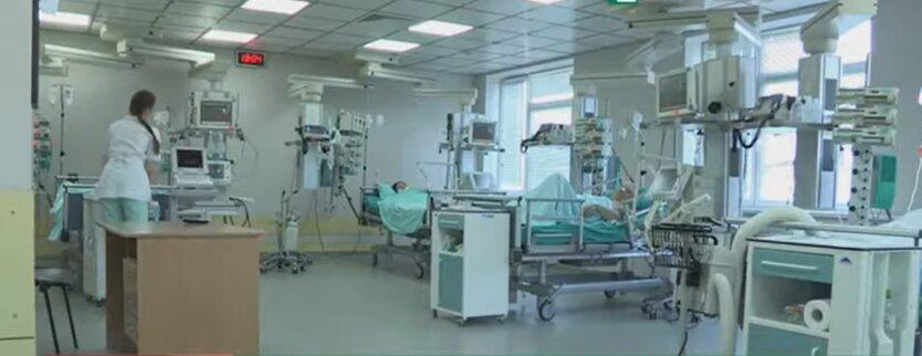 Коронавирус в Украине, статистика, число заболевших