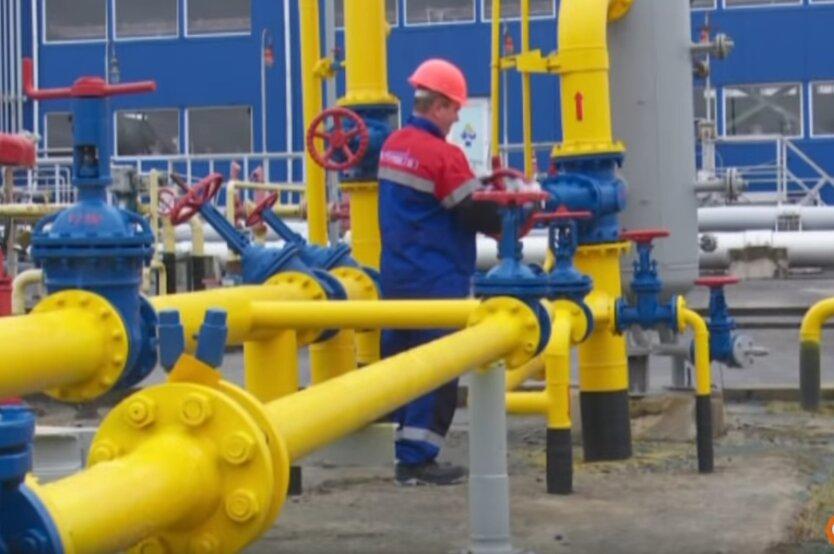 газовый контракт