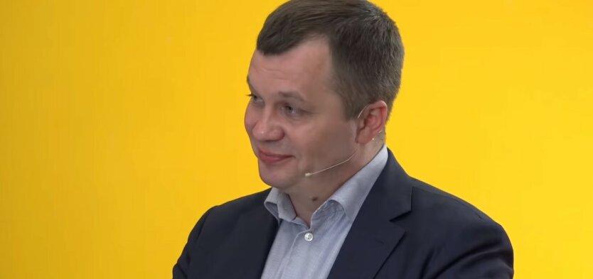 Офис президента Украины,Тимофей Милованов,Андрей Ермак