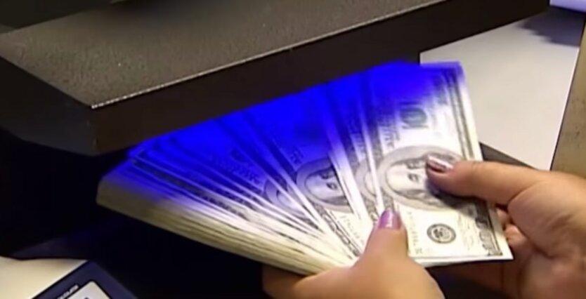 курс доллара, курс валют в украине