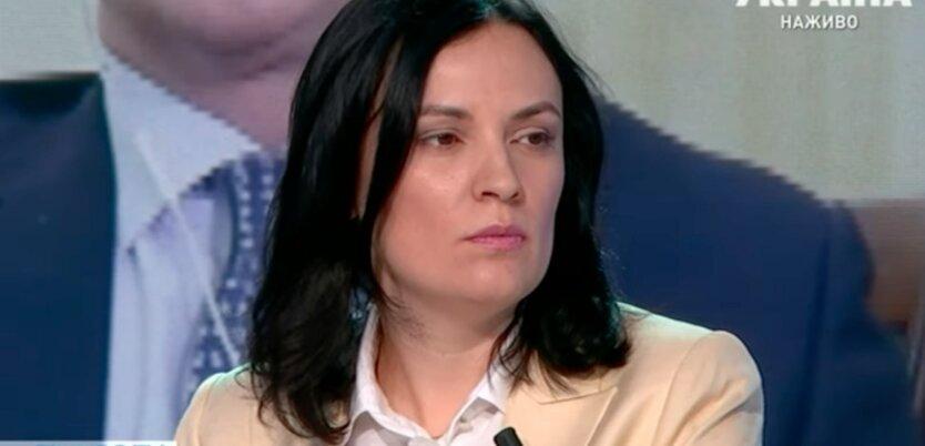Юлия Ковалив, андрей ермак, владимир зеленский
