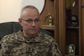 Руслан Хомчак, Донбасс, ВСУ