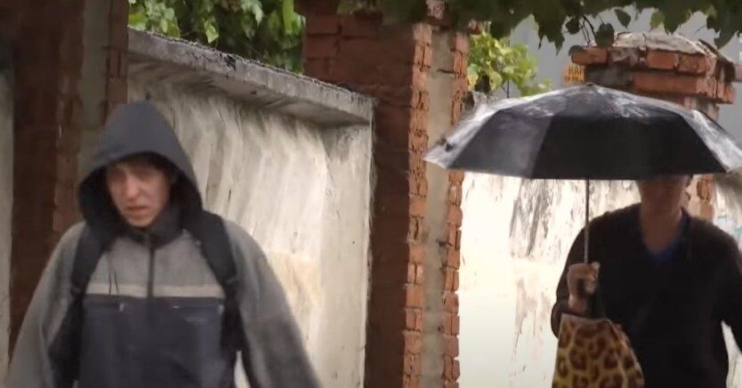 Погода, Киев, дожди