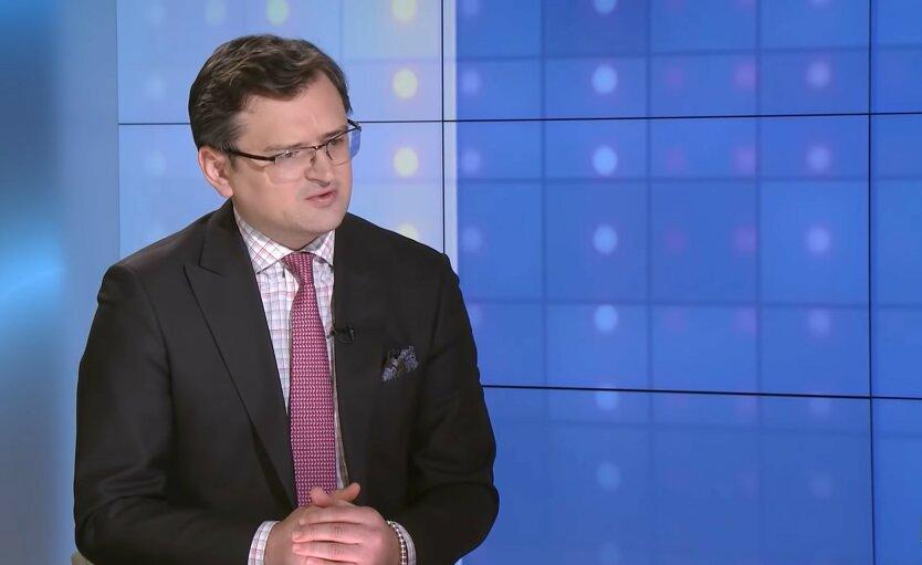 Дмитрий Кулеба, обсуждения Северного потока-2 и газовых вопросов, нормандский формат