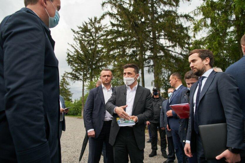 Президент Украины Владимир Зеленский, зеленский о путине