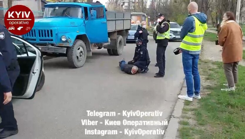 Полицейские , авто