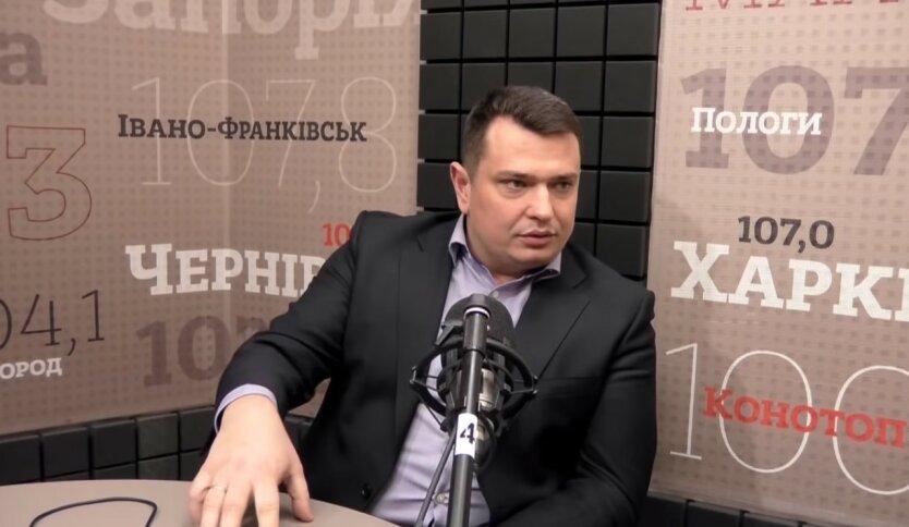 Артем Сытник, Юрий Бутусов, Олег Татаров, Офис президента Украины