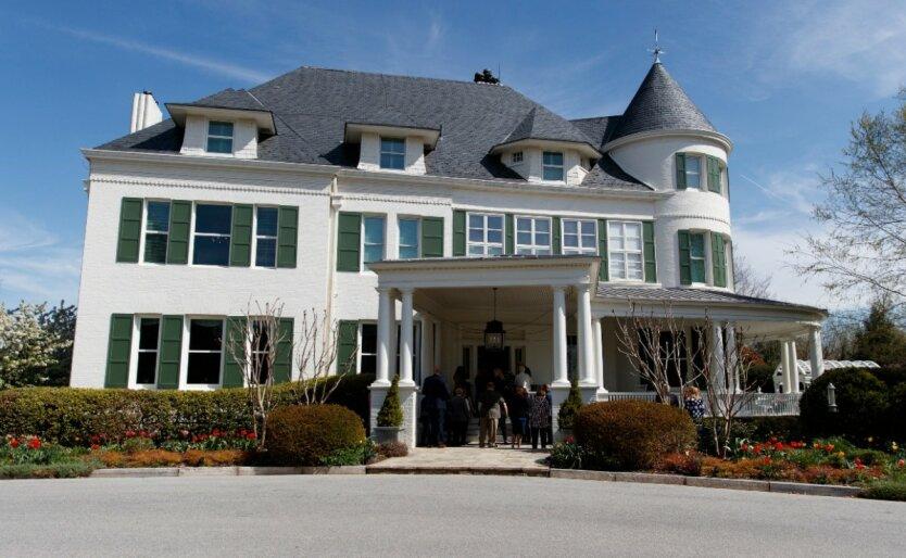 Резиденция вице-президента США