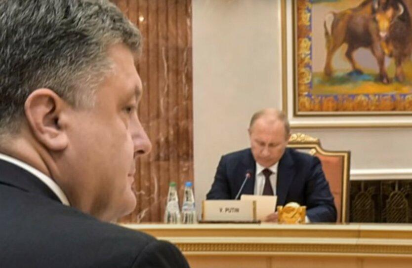 В Кремле ответили, поздравлял ли Порошенко Путина с Днем России