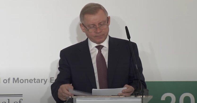 Владимир Зеленский, Яков Смолий, Нацбанк