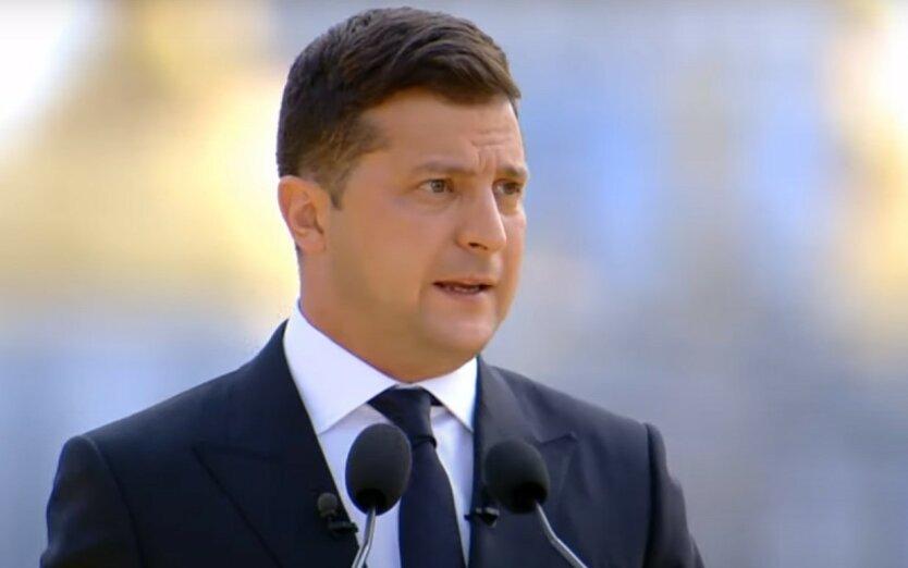 Украинцам показали зарплату Зеленского
