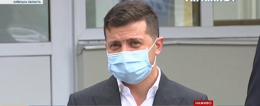 Владимир Зеленский, вакцина от коронавируса, Биньямин Нетаньяху