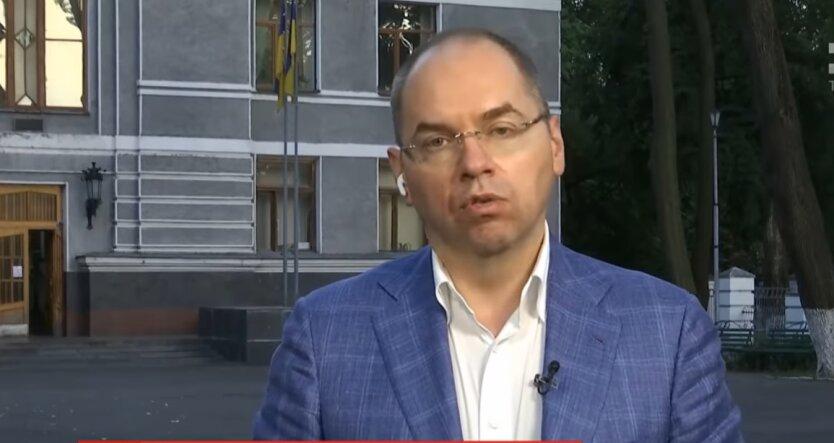 Максим Степанов, коронавирус, ужесточение карантина в Украине