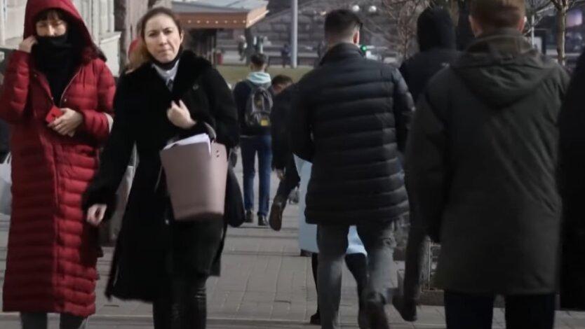 Погода, Украина, заморозки