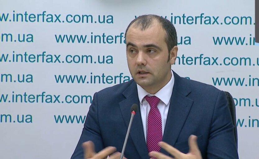 Сергей Макогон , газ в Украине, падение цен