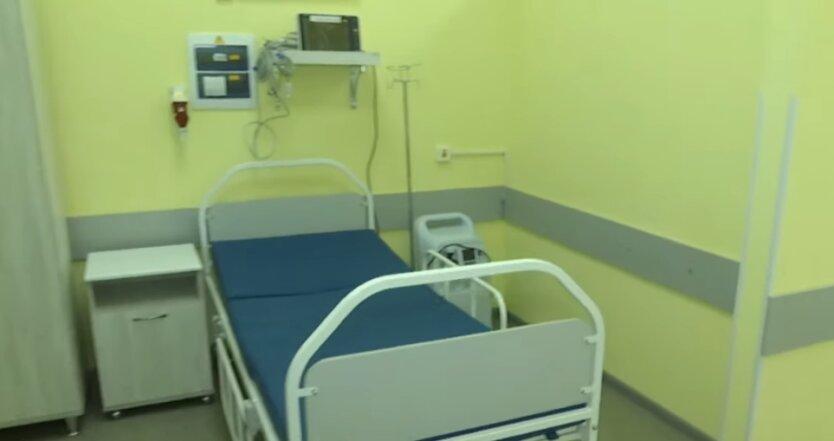 Требования к киевским больницам по лечению VIP-пациентов с коронавирусом