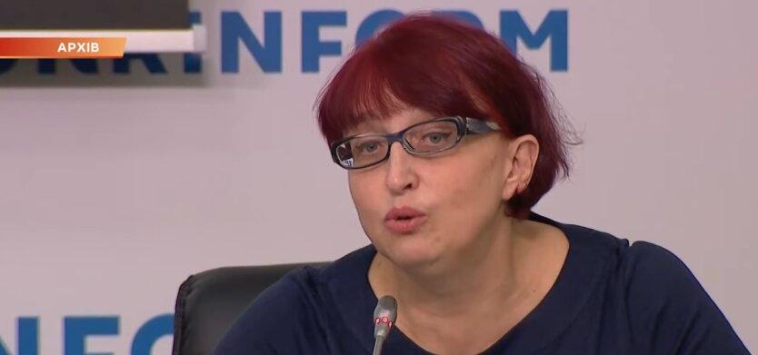 Галина Третьякова, надбавка к пенсии, украинские пенсионеры