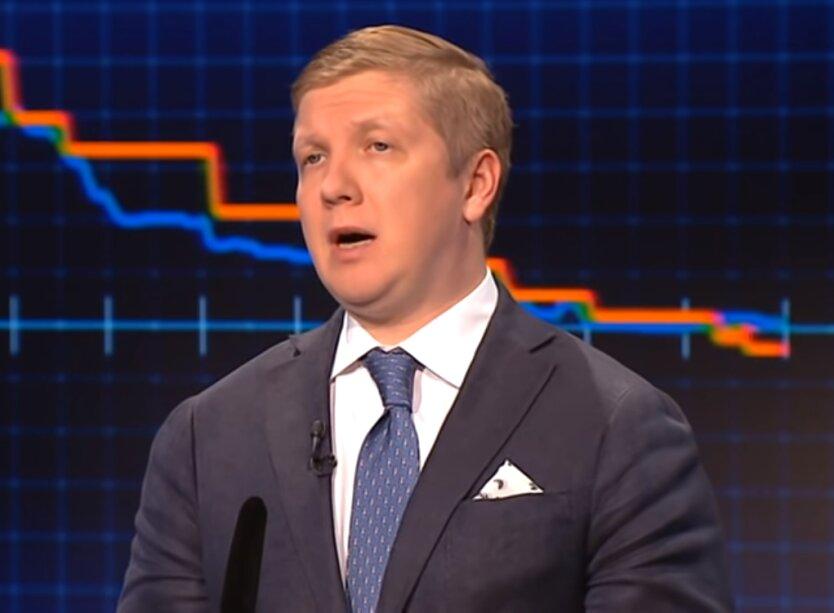 председатель правления НАК «Нафтогаз Украины» Андрей Коболев