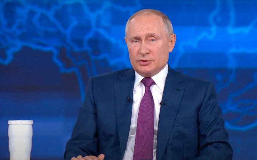 """Путин хочет укрепить """"братские связи"""" с украинцами"""