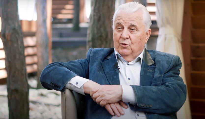 """Кравчук рассказал, во сколько Украине обошелся """"подаренный"""" Крым"""